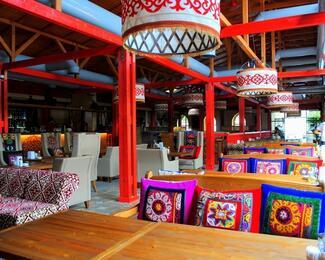 Истинная национальная кухня и кыргызский колорит в ресторане «Ыр Кесе»