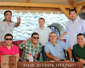 Открытие летней террасы в «Усадьбе Орехово»