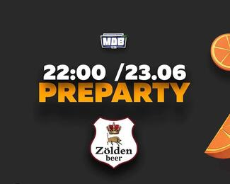 PreParty MDB Kyrgyzstan 2018 в Zölden Beer
