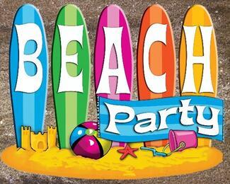 Beach Party в Zolden Beer