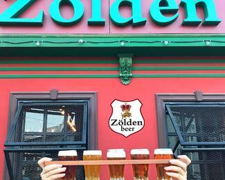 Фестиваль уличной еды в Zolden Beer