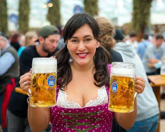 October Fest в Zolden Beer