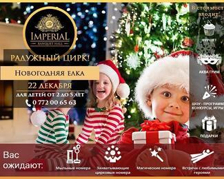 Новогодняя елка в Imperial