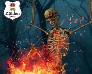 Мозгобойня Halloween в  Zolden Beer