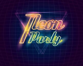 Neon Party в Zolden Beer