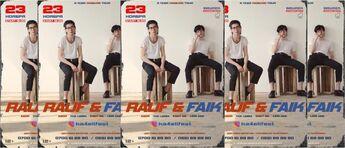Концерт Rauf & Faik в Бишкеке