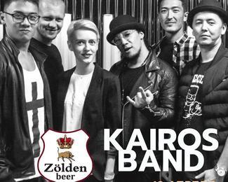 KAIROS Band в Zolden beer
