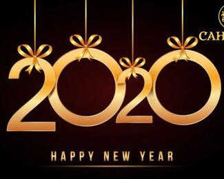 Новый год 2020 в «Санжыра»