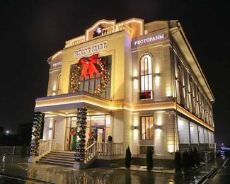 VIP-кабинки в ресторане RIXOS HALL