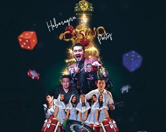 Новогоднее Casino party в RIXOS HALL